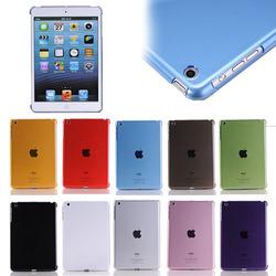 Clear PC hard case for iPad mini mix color