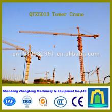 QTZ63(5013) self raising container tower cranes