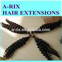 "1g/strand deep wave 20"" inch european i tip hair extension"
