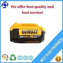 2015 hot selling Dewalt 20V battery lithium for China Dewalt power tools