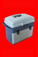 Weihai ILURE large capacity fishing tackle box case