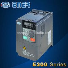 E300 series single phase motor ISO CE 220V 50/60Hz frequency inverter