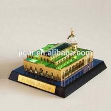 Crystal Al Aqsa Mosque model ,Islamic handmade for Islamic gift