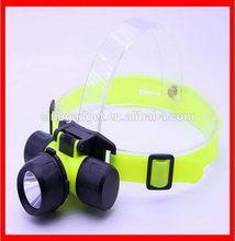 Bottom price promotional outdoor flashlight led headlamp