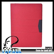 personalized fancy card slot holder flip case for ipad air 2