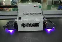 wide format uv k-onica wood plate digital machine/professional k-onica uv printing wood sheet machine