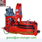 "drill pipe hydraulic power tong size rang from 2 3/8""-8"""