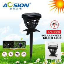 Newest! Excellent quality solar electric insect light trap