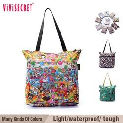 vivisecret custom made eco-friendly nylon shopping bags