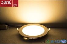 ES-9W-R-W light round led panel for modern house design