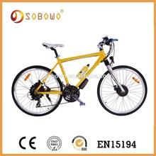 26 inch 36V 250W heavy-loading capacity sport e bike