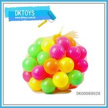Wholesale Colorful 50PCS Mixed Ball Pit Balls