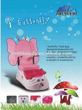 venta al por mayor niños pedicura spa de uñas para los muebles del salón
