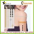 2015 baixo preço moda impresso personalizado tatuagem faixa de braço