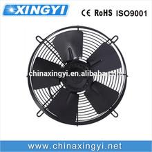 FZY AC Safty Net External rotor industrial Axial Fan Wall Mounted
