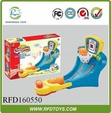 New product single basketball game machine mini basketball toy