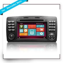 Unique Design CAR DVD GPS with GPS BT TV USD for Mercedes Benz R class W251(2005-2013)R280 R320 R350 R500