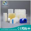 amostra livre estéril soft adesivo curativo de gaze de algodão vestidos