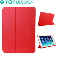 Multiple Color Best PU Leather Case For iPad Air 2 Case