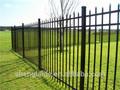 décoratifs en fer forgé clôture clôture clôture de jardin portable