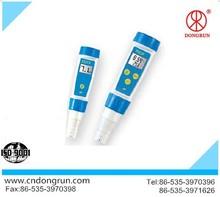 high performance LCD display ph tester pen
