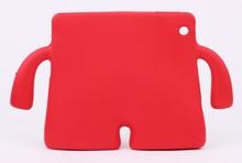 cute kids hand holder case for ipad mini