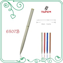 nice design aluminium cross wholesale pens 6807B