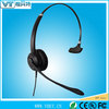 headband headset with skype headphone for use with desk phones headset for telephone operator