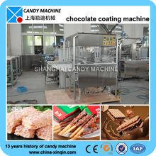 Full Automatic machine for Coating chocolate