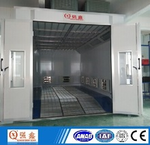 China Factory CE Approved Diesel/Electric Car Painting Oven (QX1000A)