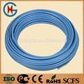 China wuhu huaguang 220v 18.5w/m conductor de calefacción doble cable de cerdo de la raza