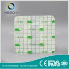 Free Sample soft sterile adhesive wound dressing liquid wall silk plaster