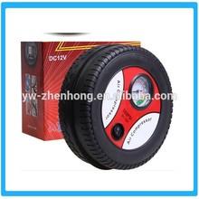 12V Convenient Automobile Inflator Pump/ Mini Car Air Pump