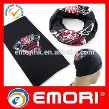 2015 Hot promotional customized printing multifunctional seamless tube headwear