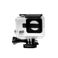 Go pro waterproof case for Go Pro Hero3+/4 for gopro accessories
