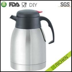 Best quality best selling stainless steel vacuum jug coffee pot