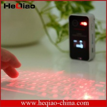 cheap laser projection keyboard with lcd/mouse gestures