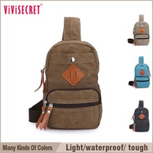 vivisecret Field Tactical Chest Sling Pack Outdoor Sport One Single Shoulder Man Big Large Travel Backpack Bag