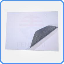 120gsm (120 Microns ) adhesive car window decal