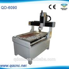 acrylic board cnc 3d engraving router/logo making machine QD-6090
