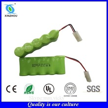 High capacity 6V Nimh SC3000mah rechargeable battery