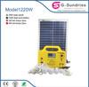 Energy saving high power wholesale lithium ion battery solar generator