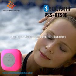 bluetooth speaker portable wireless car subwoofer, waterproof bluetooth speaker with suck cup,