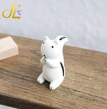 Zakka crafts animal squirrel design new baby born gift