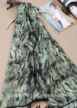 Lady's silk scarf ,silk scarf for women
