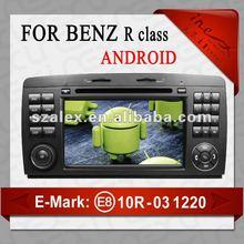 AL-9306 2 Din 7 Inch Car GPS for Mercedes Benz R Class W251 R280 R320