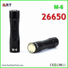 Colorful 26650 Skyline m6 mod, full mechanical mod kit 26650 Skyline m6