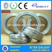 Galvanized Material Wires 8 Guage Electro Galvanized Wire