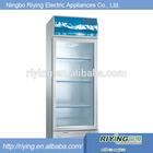 Double door LG138 Refrigerator Show Case