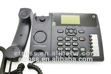 huawei gsm de escritorio teléfono 3g wcdma con el español o el idioma portugués